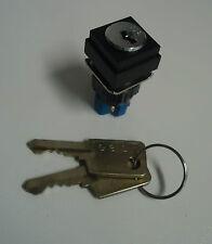 • eao Schlüsselschalter / keylock switches 51-255.025D -unused- #GO