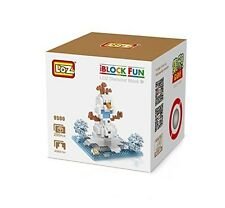 Disney Frozen Olaf Nano Block Diamond Mini Building Toys - 250 Pieces