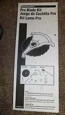 NEW McCulloch Trimmer Complete Pro Brush Blade Saw Kit All Titan Straight Shaft