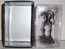 FIGURINE EN PLOMB STAR WARS JEU D'ECHEC PLOMB - SUPER BATTLE DROID   (8x5cm)