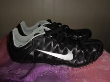 womens Nike Zoom Maxcat sprinting spikes track running shoes sz 8