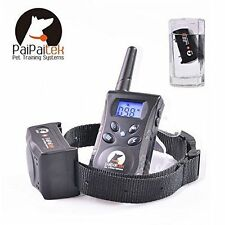 NEW PaiPaitek PD-520 Rechargeable Waterproof Electric Remote Dog Training Collar
