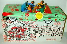 "The Beatles Bat.Op. 1964 Ford Galaxie 19"" Los Ye Yes Car Rico Spain In Orig. Box"