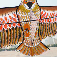 Large-golden eagle kite with handle line  games birds kites weifang chinese kite