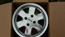 "FORD FOCUS ALLOY WHEEL 6.0J x 15"" SILVER FINISH NEW 1136101 1S4J1K007BA"