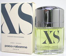 Paco Rabanne XS  Excess Pour Homme 50 ml After Shave Neu OVP