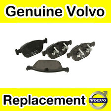 Genuine Volvo XC60 (09-) Front Brake Pads (with 17inch 328mm disc)