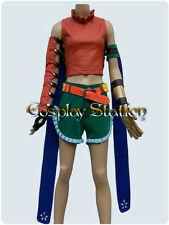 Final fantasy X-2 Rikku Commission Cosplay Costume_commission219