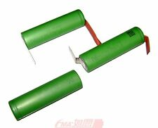 3Pcs SONY Rechargeable Li-ion Battery US18650V3 3.7 2250mAh for Electric Bicycle