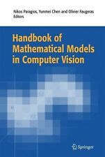 Handbook of Mathematical Models in Computer Vision (2010, Paperback)