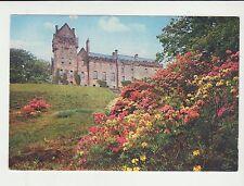 Vintage unused Arthur Dixon Postcard Brodick Castle, Isle of Arran, 3451