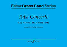 Tuba Concerto Score & Parts Brass Band Learn to Play SONGS FABER Music BOOK