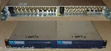 2x Omneon DV/ MPEG 1001A mediaports with rack tray
