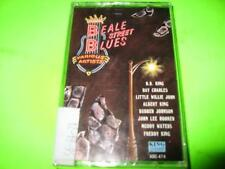 NEW FACTORY SEALED: BEALE STREET BLUES ~ CASSETTE TAPE