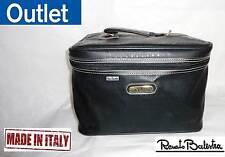 * Beauty case donna grigio make up viaggio cm.20x20x24 leggero RENATO BALESTRA