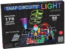 New Snap Circuits Electronic Light Kit - Great Electronics Science Project