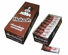 Joyva Chocolate Covered Halvah 12 /1.75 Oz. Bars - Kosher