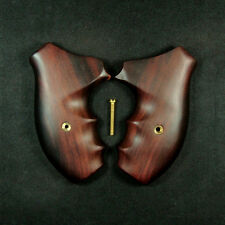 New Rosewood Grips Set For TAURUS M85, M856  #T-2 free ship