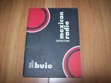 PAOLO LANZOTTI-BUIO-MARCO PENSANTE-MEXICAN RADIO-STAMPA ALTERNATIVAMILLELIRE'95