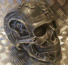 T- 800 Terminator cyborg head skull movie collectable judgment day