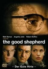 THE GOOD SHEPHERD-DER GUTE HIRTE - DVD NEU MATT DAMON,ROBERT DE NIRO,A. JOLIE