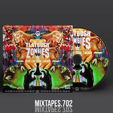 Flatbush Zombies - Day Of The Dead Mixtape (Full Artwork CD/Front/Back Cover)