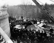 New 8x10 Photo: Exhumation of Slain President Abraham Lincoln's Body, 1901
