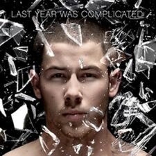 Nick Jonas - Last Year Was Complicated - New CD Album - Pre Order - 10/6