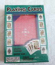 Playing Cards Coated Single Pack New Sealed Pack Games Poker Texas Hold Um
