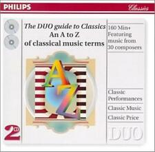 Various Artists : The DUO guide to Classics: An A to Z of Classical Music Terms