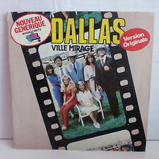 BO Serie TV Dallas Ville mirage CBS A 1925