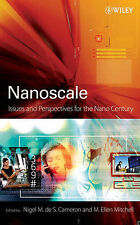 Nanoscale: Issues and Perspectives for the Nano Century, , Very Good, Hardcover