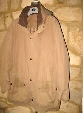 John Partridge Country Clothing Hand Made Size M 70% Cotton 30% Casual Jacket