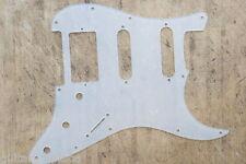 Golpeador Stratocaster Transparente  Acrylic HSS Pickguard Salvapuas Strat