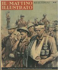 IL MATTINO ILLUSTRATO - N. 51 - 20  DICEMBRE 1942