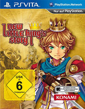 Sony Playstation Vita PSV PSVita Spiel * New Little King´s Story*Kings **NEU*NEW