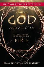 A Story of God and All of Us: Based on the Hit TV Miniseries THE BIBLE-ExLibrary