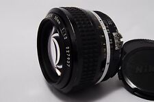 [Excellent] Nikon Ai NIKKOR 50mm F1.2 MF Lens from Japan