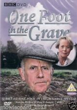 ONE FOOT IN THE GRAVE COMPLETE FOURTH SERIES 4 DVD All Episodes New UK Rel. R2