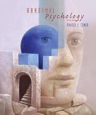 Abnormal Psychology, Fifth Edition Comer, Ronald J. Hardcover