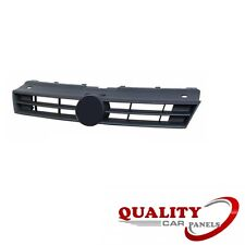FRONT BUMPER GRILLE MAIN CENTRE VW POLO 2009-2014 BRAND NEW HIGH QUALITY