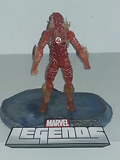 ML195 - Marvel Legends - HUMAN TORCH Nova Variant - Loose Figure - Ares WALMART
