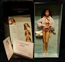 2005 Model of the Moment Marisa Beach Baby Barbie Doll Gold Label New Muse