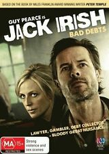 """JACK IRISH - BAD DEBTS"" ABC TV (DVD, 2012) [NEW/SEALED]"