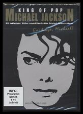 DVD MICHAEL JACKSON - KING OF POP - GOODBYE MICHAEL - DOKUMENTATION *** NEU ***