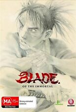 Blade Of The Immortal : Vol 1 (DVD, 2010) region 4 Registered Posted