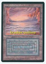 Unterirdischer See Underground Sea Magic german beta black bordered Scan15J030