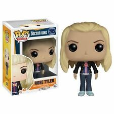 "DOCTOR WHO ROSE TYLER 3.75"" POP VINYL FIGURE FUNKO 297 BRAND NEW"