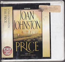 The Price by Joan Johnston (2003, CD, Abridged) Legal Romantic Thriller Novel