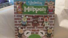 Disney 6 Pin Muppets Vinylmation Set 2010 Fozzy Miss Piggy Bunsen Honeydew dp110